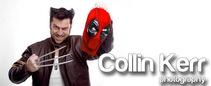 Collin Kerr Cosplay Photography Showreel!