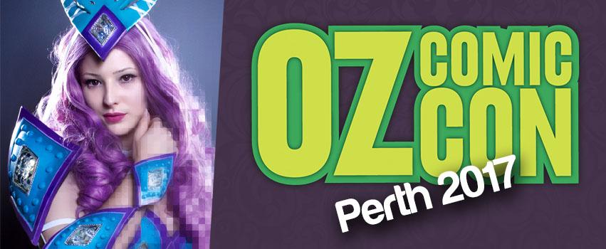 Oz Comic Con – Perth 2017