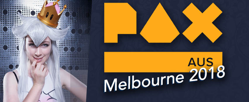 PAX Australia – Melbourne 2018