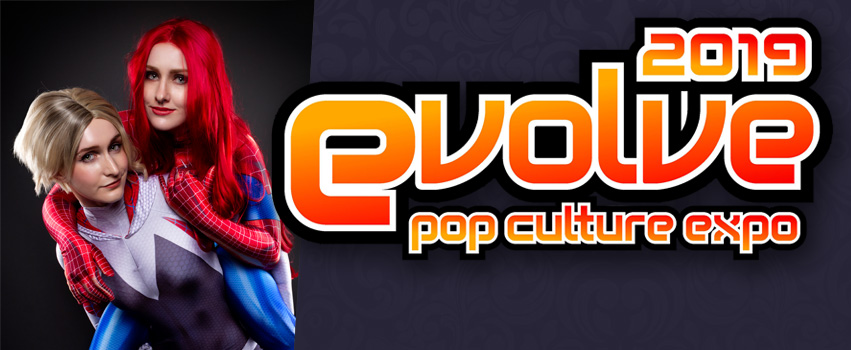 Evolve Pop Culture Expo – Perth 2019