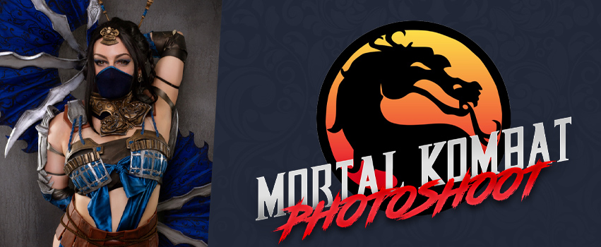 Mortal Kombat Photoshoot