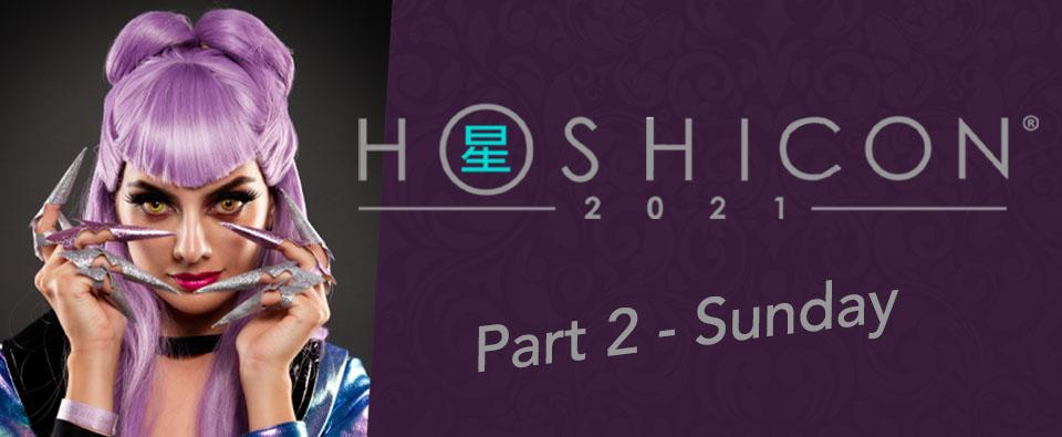 Hoshi Con Perth 2021 – Sunday